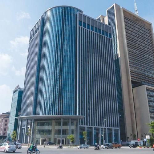 Cho thuê văn phòng hạng A Thai Tower Cầu Giấy Hà Nội.