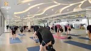 Địa chỉ Yoga gần Lotte center và Capital Place