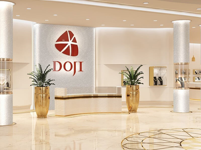 Tòa nhà Doji Tower số 5 Lê Duẩn - Văn Phòng cho thuê giá tốt