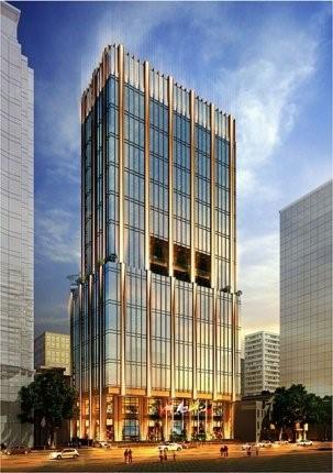 Cho thuê văn phòng brg tower