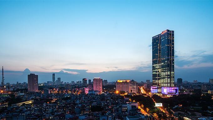 tòa nhà cho thuê văn phòng tại quận Ba Đình