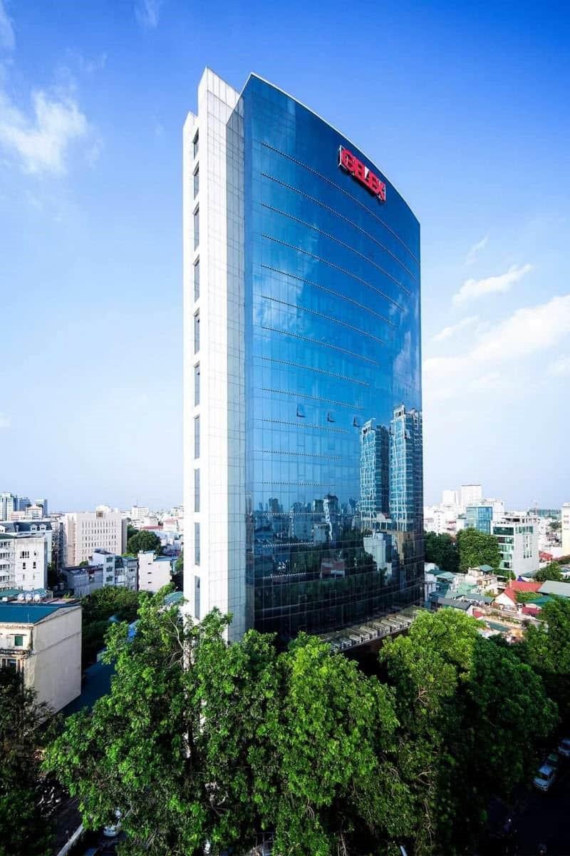 Tòa nhà cho thuê văn phòng Gelex Tower
