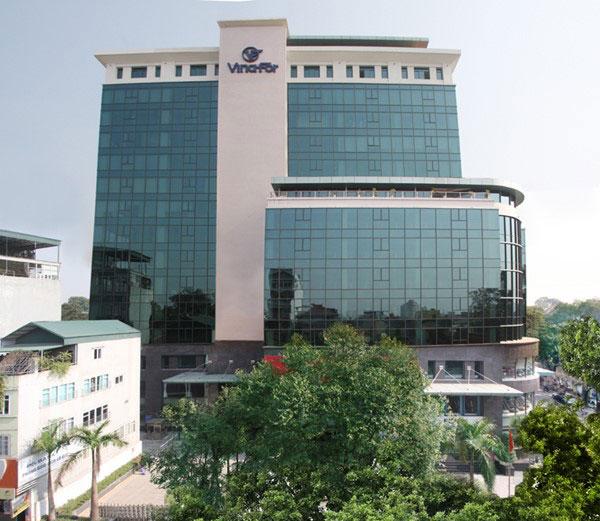 Tòa nhà Vinafor Lò Đúc, quận Hai Bà Trưng, Hà Nội cho thuê văn phòng