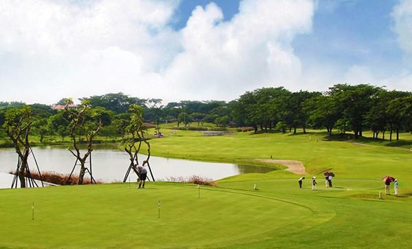 Dự án sân tập Golf Ciputra – Trung tâm thể thao Ciputa