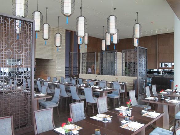 Nhà hàng gần Lotte Center