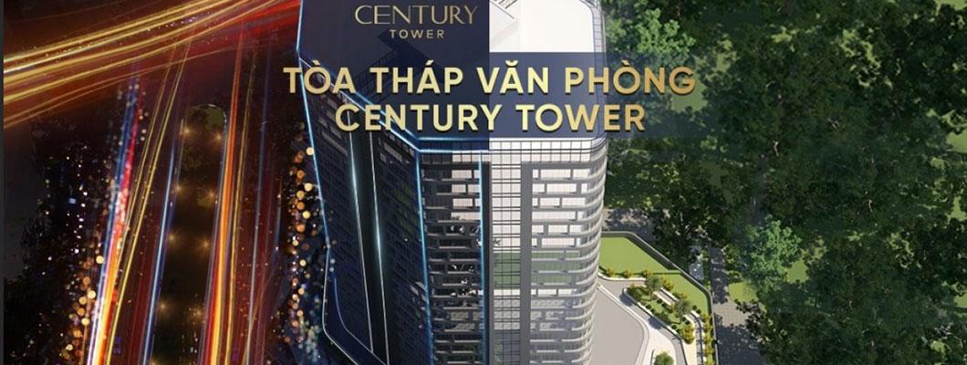 Cho thuê văn phòng Century Tower